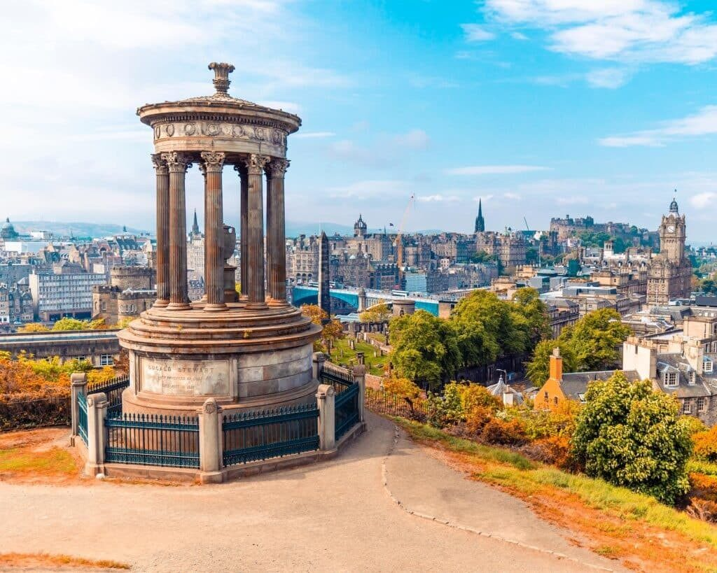 Could Edinburgh become the next must visit destination for 'veteran' DN?