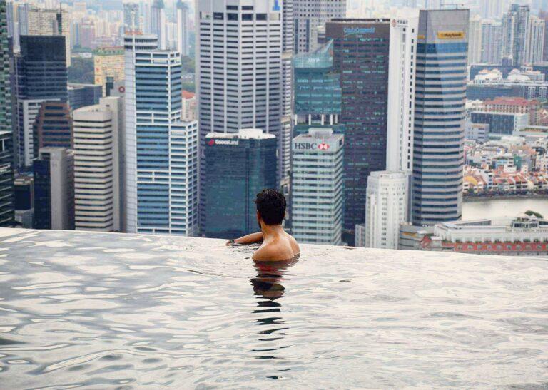 View on Singapore